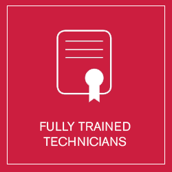Fully Trained Technicians